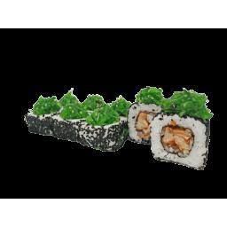 Хияши ролл с угрем