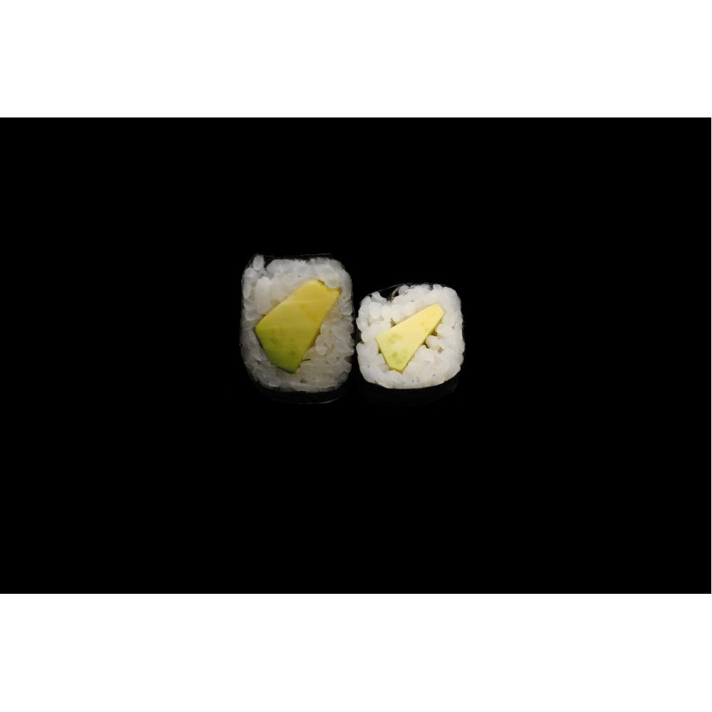 Маки с авокадо
