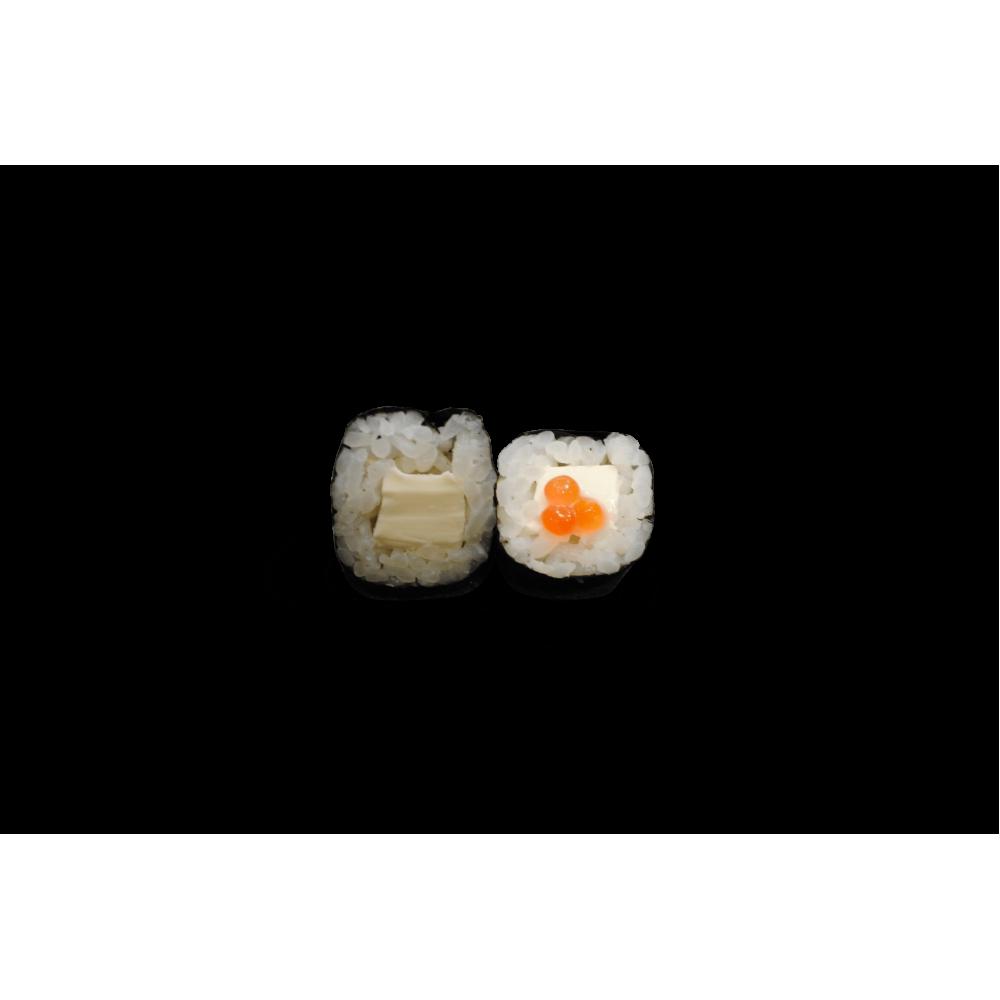 Маки с крем-сыром