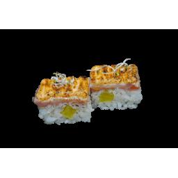 Пресованные суши с тунцом