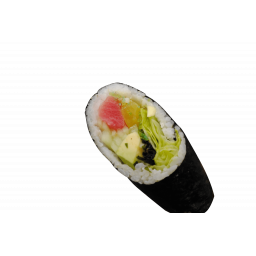 Буррито с тунцом